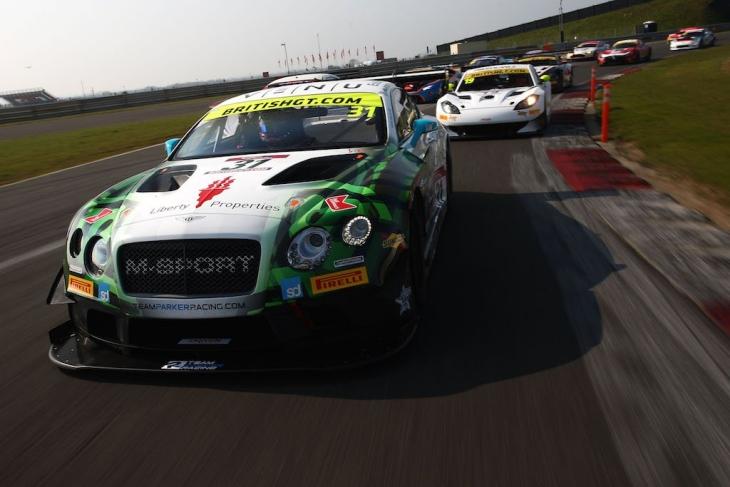 British-GT-2017-Snetterton-Media-Day-Tracking