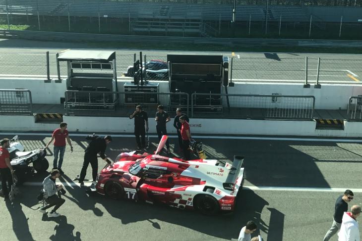 ELMS-Prologue-Paddock-Monza-2017-Ultimate-LMP3