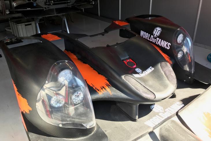 ELMS-Prologue-Paddock-Monza-2017-World-Of-Tanks