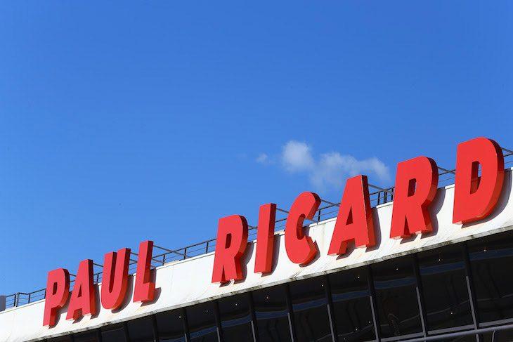 Paul-Ricard-Sign