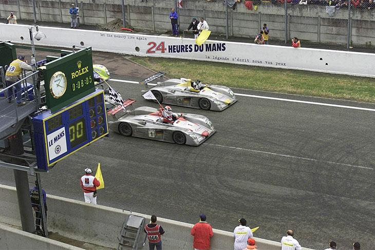 24h Le Mans 2001