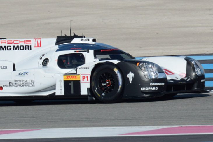 Here S A Look At Porsche 2017 919 Hybrid Matched Up With Its 2016 Version Paul Ricard From Last Year