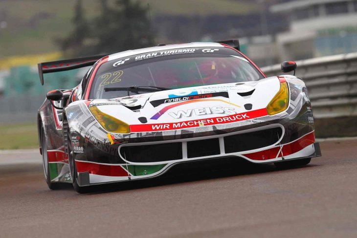 Rinaldi Ferrari Set For Vln N24 Attack As Wochenspiegel Team Monschau Dailysportscar Com