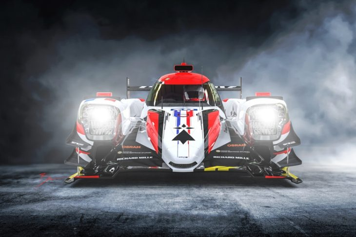 Thiriet Racing 2017 LMP2 Oreca 07 by Benoit Fraylon