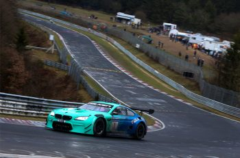 VLN-Test-Day-2017-Falken-BMW
