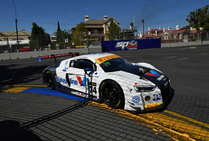 Van-der-linde-Emrey-Australian-GT-2017-Adelaide-Qualifying