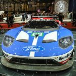 The mighty GTE spec Ford GT