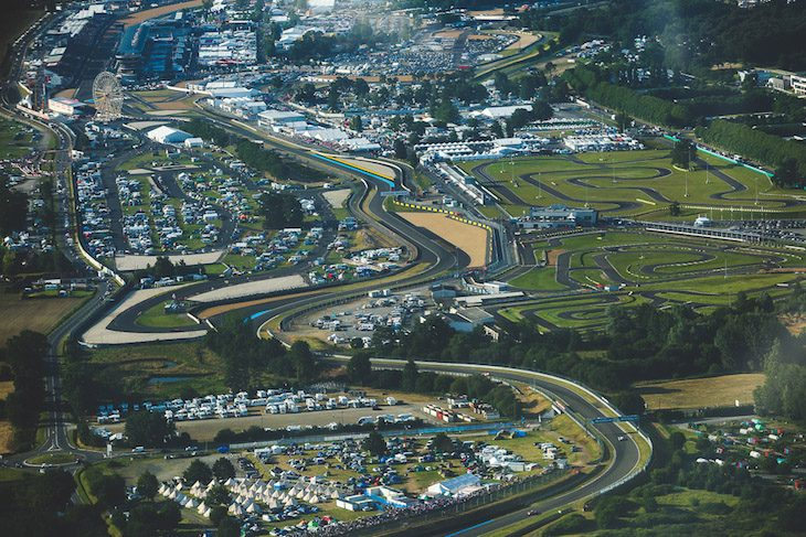 Further Changes Planned For The Porsche Curves