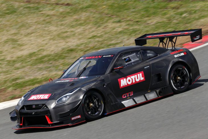 2018 nissan gt. fine nissan nismo have released the first pictures of their 2018 specification nissan gtr  gt3 after completing a test new on april 1112 at fuji  on nissan gt