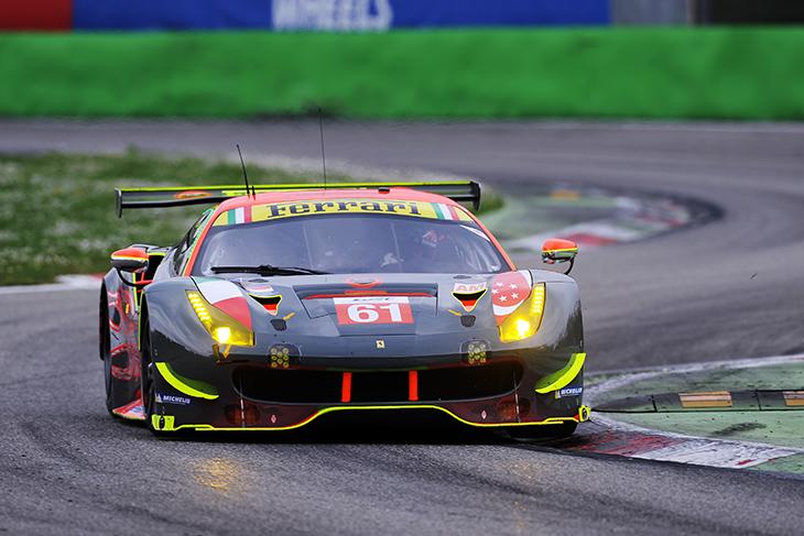 61_Clearwater_Ferrari_488_WEC_Prologue_Monza_2017