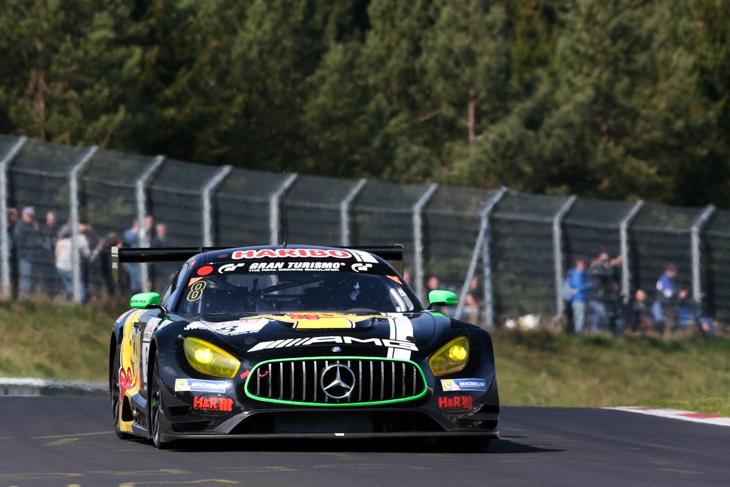 VLN, DMV 4-Stunden-Rennen, Round 2, Nürburgring, Germany