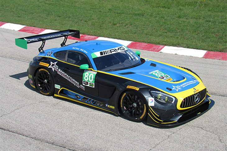 Lone Star Racing To Debut Mercedes AMG GT3 At CoTA