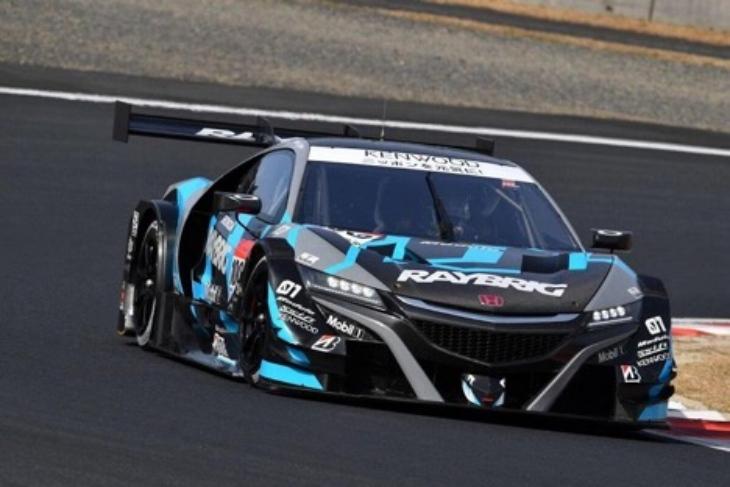 Raybrig-Honda-2017-Super-GT