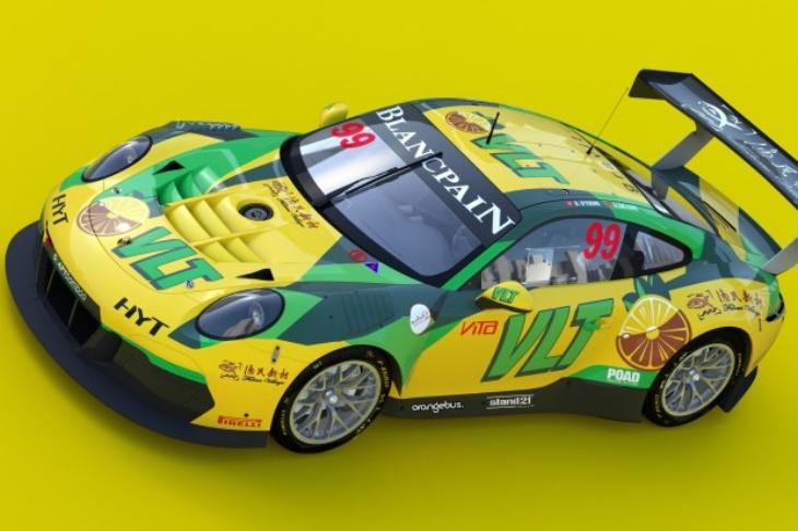 VLT-Porsche