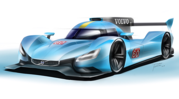 Vwvortex Com Volvo Announces Imsa Prototype Programme For