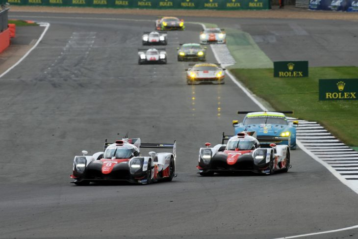 2018 24h Gt Series All Races Except Silverstone And Navarra Tce Together 12h Proto
