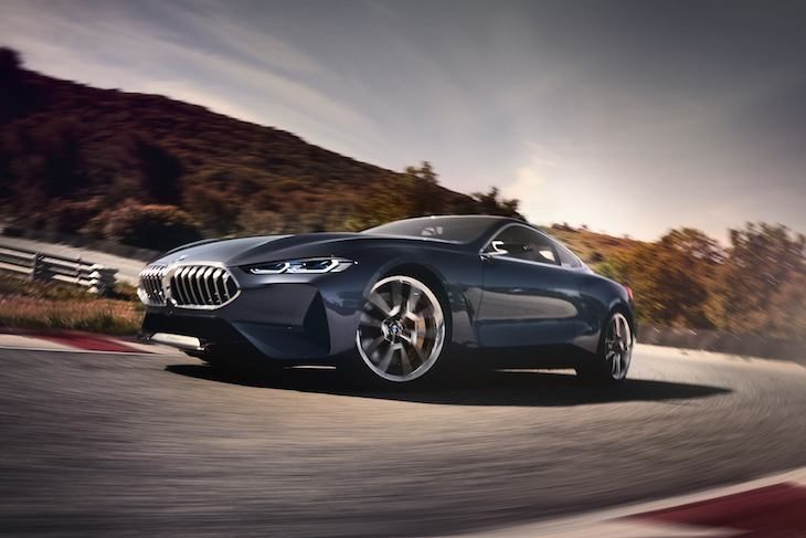 2018 bmw m8. simple bmw with the new bmw 8 series already revealed in concept form has  confirmed expected news both of an m8 roadgoing version and that this car will  2018 bmw m8 r