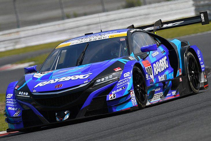 Raybrig Nsx Takes Pole Position At Autopolis
