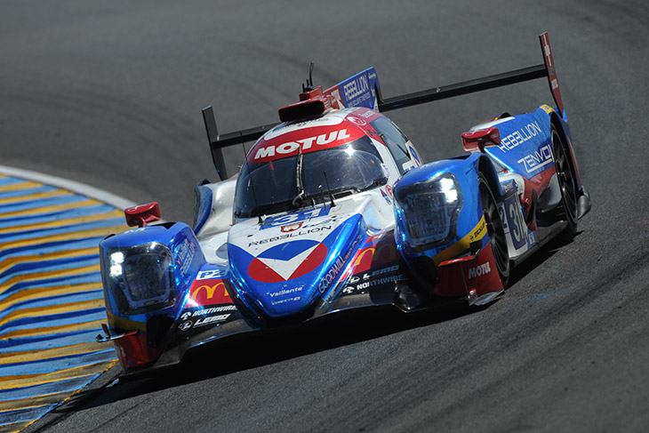 Oreca confirm rebellion r13 moniker for new lmp1 contender - Rebellion r13 ...