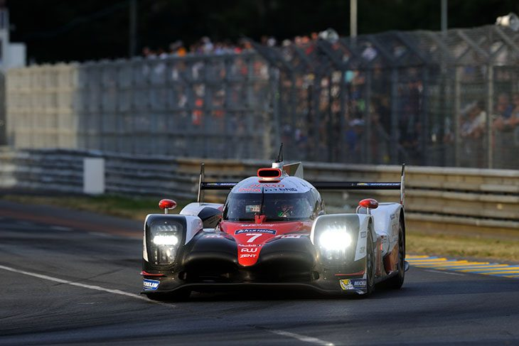 le mans pre race notes the mood at porsche and toyota. Black Bedroom Furniture Sets. Home Design Ideas