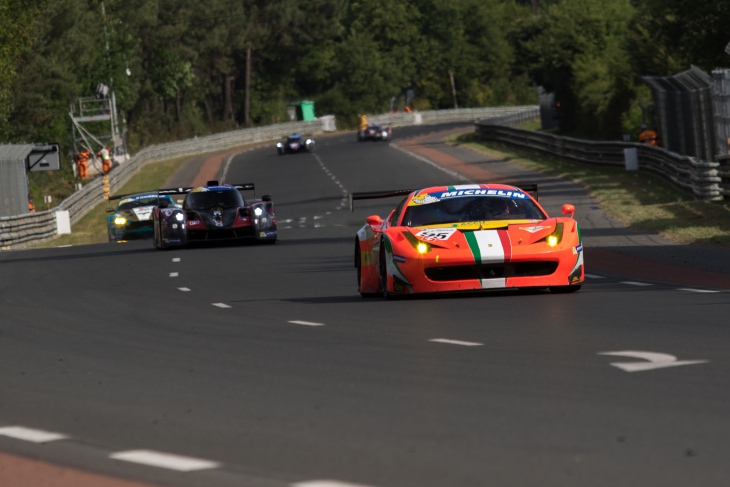 record 21 car field set for le mans cup at red bull ring