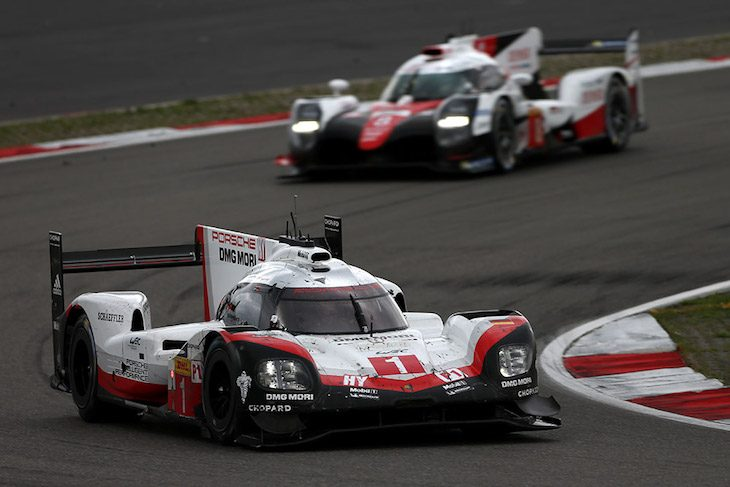The Following Statement Has Just Been Received From The FIA World Endurance  Championship In The Wake Of The Confirmation This Morning From Porsche That  They ...