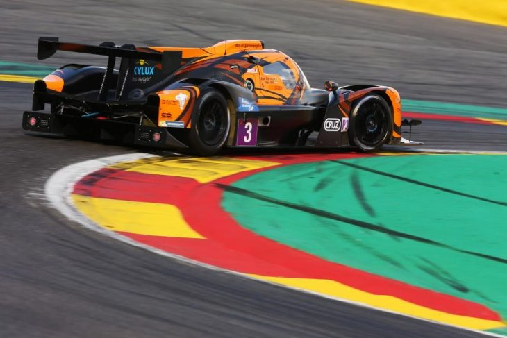 DKR Engineering Wins Le Mans Cup Title At Spa