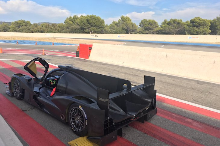 [AsLMS] 耀莱成龙车队完成两台Oreca 05赛车备战测试