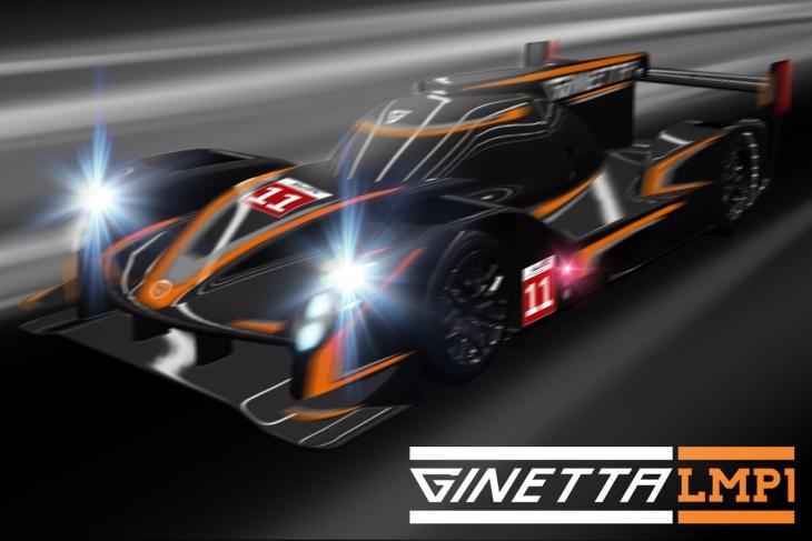 [WEC] Ginetta卖出头三台新LMP1赛车
