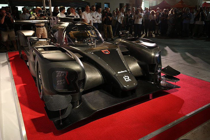 Porsche LMP1 duo paired as Rebellion names vehicle line-ups