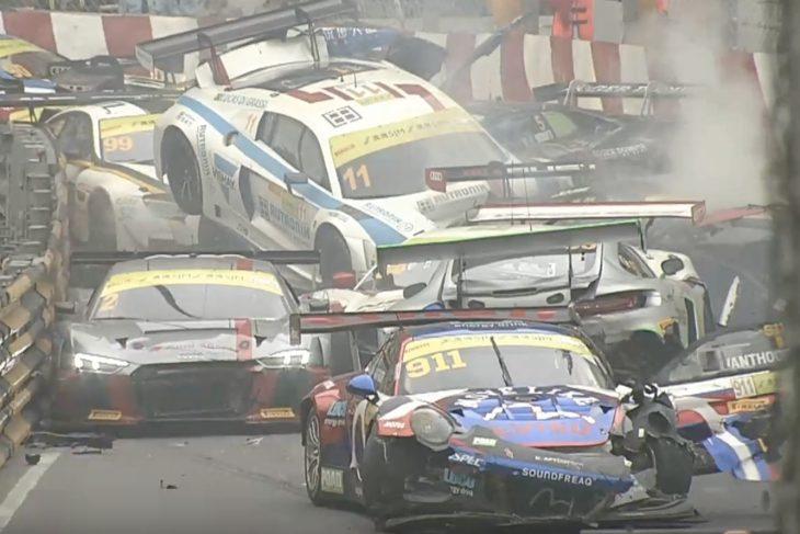 FIA GT World Cup: Edoardo Martara vence em Macau