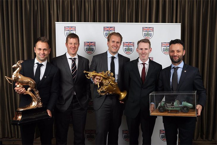 BRDC Recognises Sportscar Stars At Annual Awards