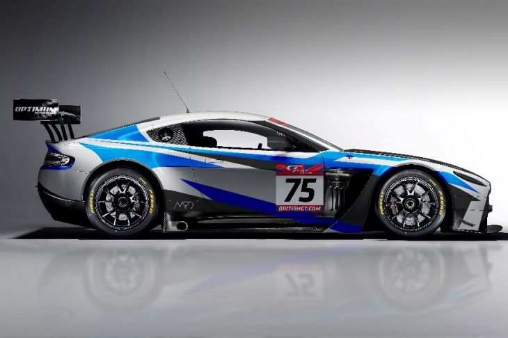 Optimum Announces British GT Programme With Aston Martin - Aston martin gt