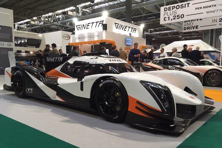 Ginetta Unveil New G58 Racer/Trackday Car – dailysportscar com
