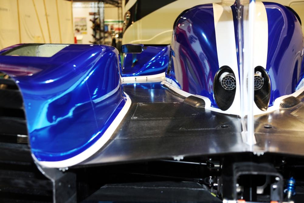 Ginetta Unveils New G60-LT-P1 LMP1 Car – dailysportscar com