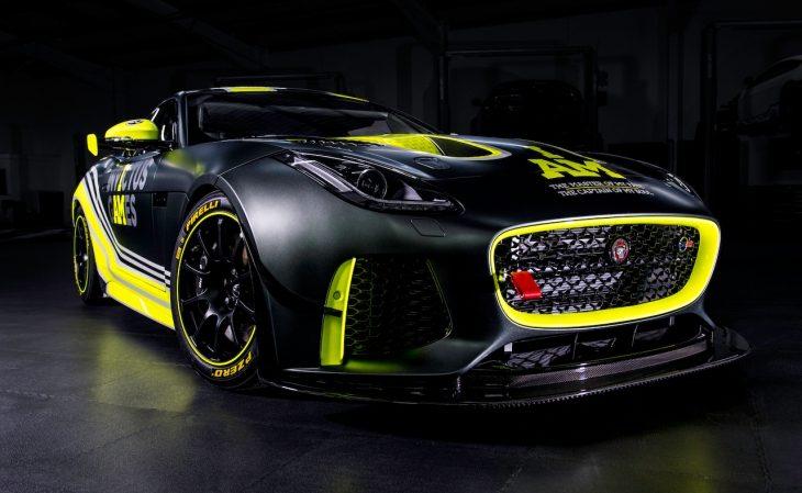 Invictus Games Racing To Run Jaguar Gt4s In British Gt