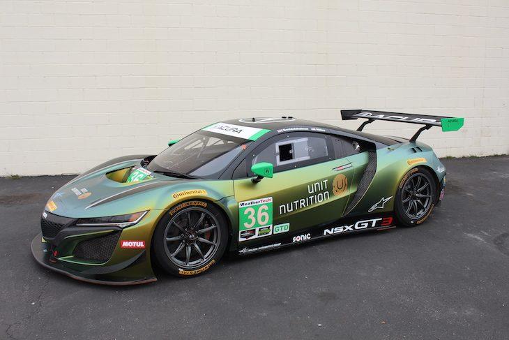 cj wilson racing confirm acura nsx gt3 programme – dailysportscar