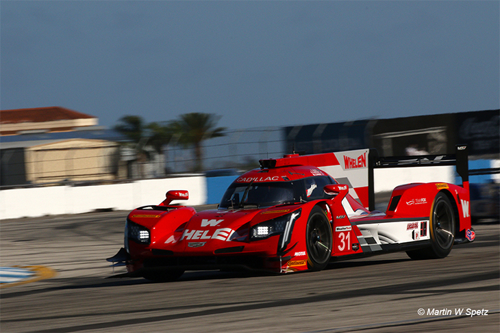 Wrapping Up The IMSA Test At Sebring – dailysportscar com