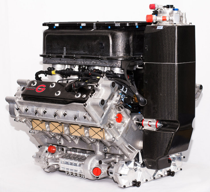 New Engine Cost >> Gibson Technology S New Gl 458 Lmp1 Engine Dailysportscar Com