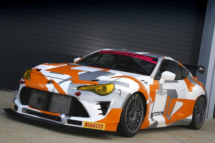 Steller Motorsport Announces Full Season Two Car Toyota Gt86 Gt4