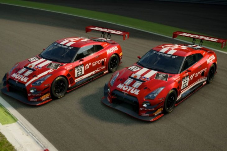 Rjn Motorsport Confirm Blancpain Gt Endurance Cup Challenge With