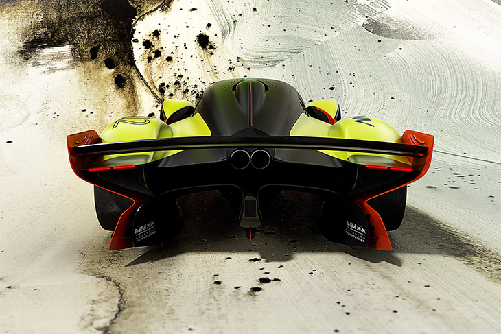 Aston Martin Amr Valkyrie Pro Launched At Geneva Dailysportscar Com
