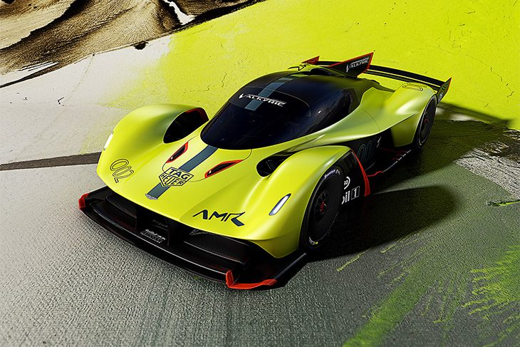 King Hints At Valkyrie AMR Pro Run In Aston Martin Festival - Aston martin sports car
