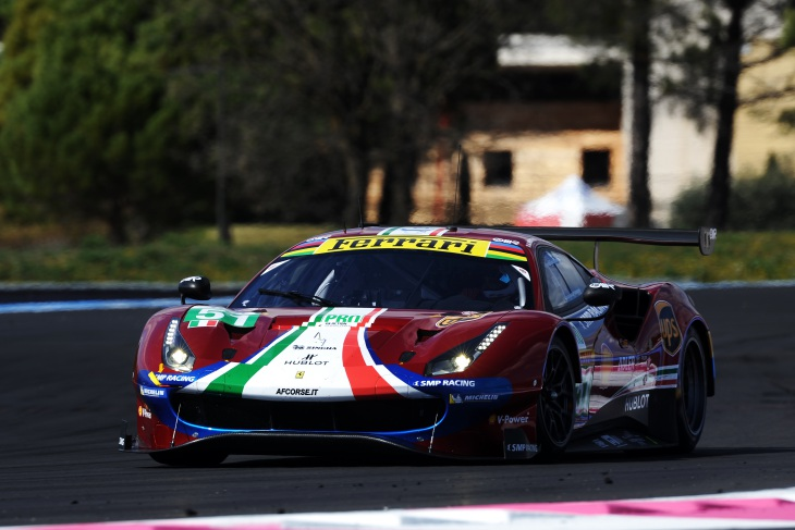 Alonso triumphant on WEC debut