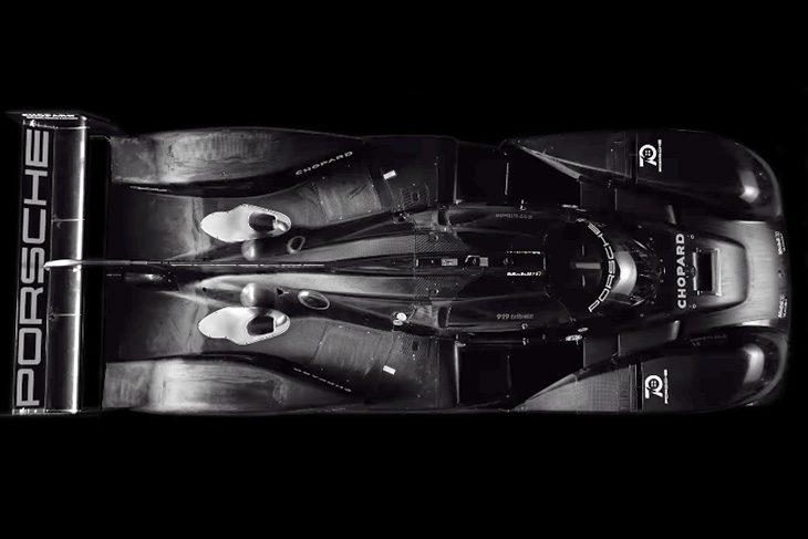 Jani Breaks Spa Track Record in Porsche 919 Hybrid Evo