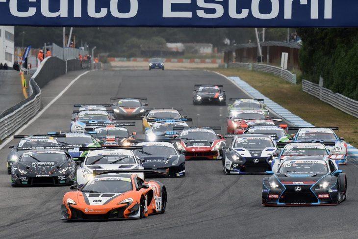 Cars For GT Open Season Opener Dailysportscarcom - Cars international