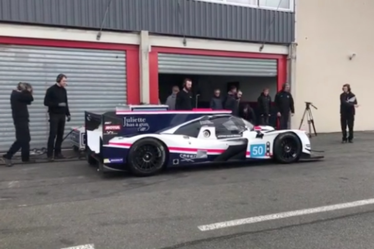 [WEC] 前阿斯顿马丁厂队车手里斯加盟Larbre Competition LMP2计划
