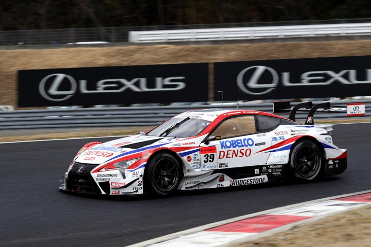 2018 Super Gt Gt500 Preview Part 1 Lexus Dailysportscar Com