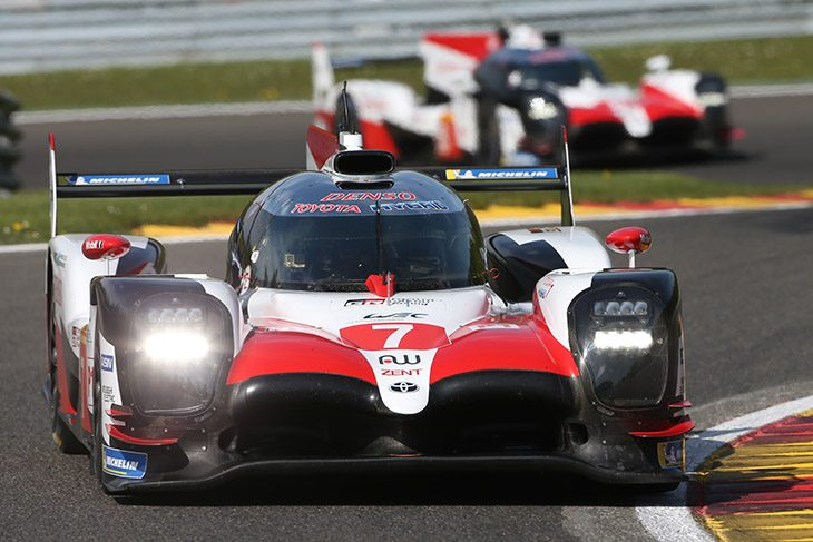 Third-place Rebellion disqualified after failing Spa scrutineering