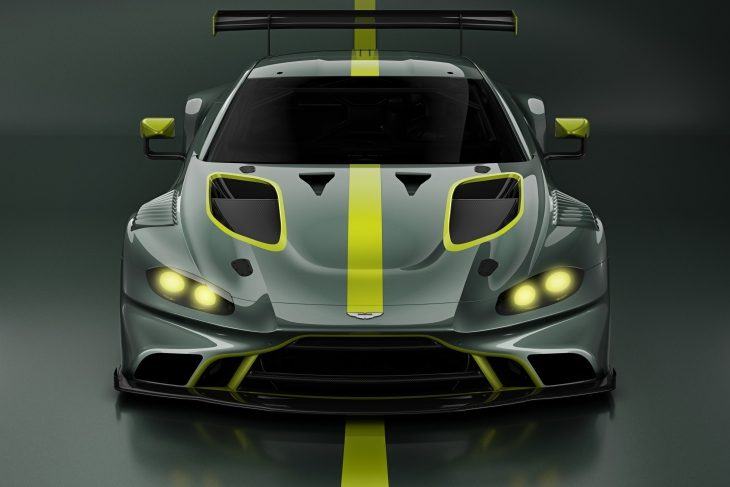 Aston Martin set to launch new-gen GT3 auto